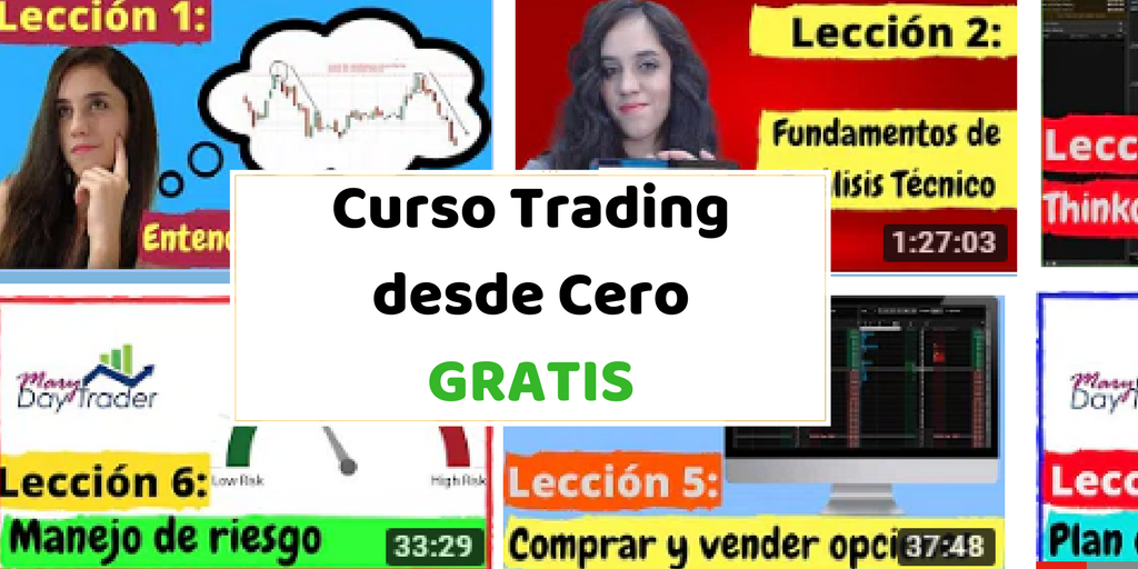 Curso de Trading ¡¡GRATIS!! y COMPLETO - Aprende Trading